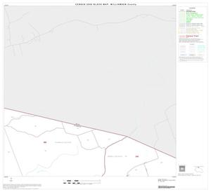 Primary view of object titled '2000 Census County Block Map: Williamson County, Block 4'.