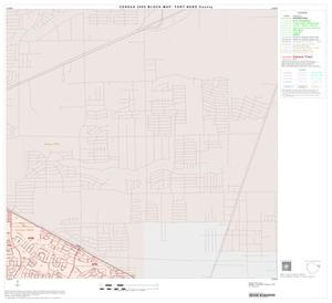 Primary view of object titled '2000 Census County Block Map: Fort Bend County, Block 22'.