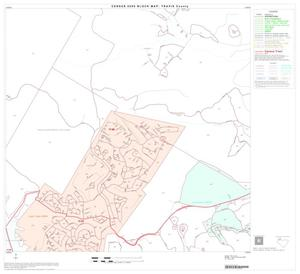 Primary view of object titled '2000 Census County Block Map: Travis County, Block 12'.