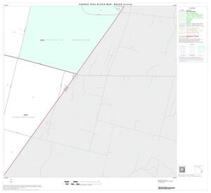 Primary view of object titled '2000 Census County Block Map: Bexar County, Block 76'.
