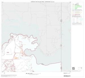 Primary view of object titled '2000 Census County Block Map: Harrison County, Block 5'.