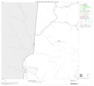 Primary view of object titled '2000 Census County Block Map: Real County, Block 4'.