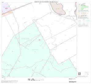 Primary view of object titled '2000 Census County Block Map: Bexar County, Block 54'.