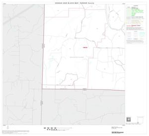 Primary view of object titled '2000 Census County Block Map: Parker County, Block 21'.