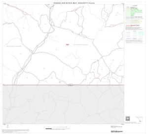 Primary view of object titled '2000 Census County Block Map: Crockett County, Block 23'.