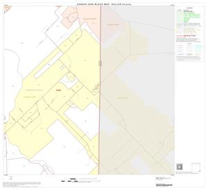Primary view of object titled '2000 Census County Block Map: Dallas County, Block 90'.
