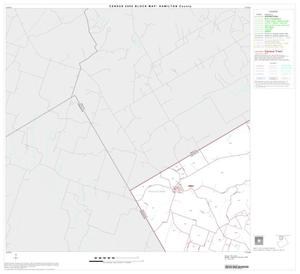 Primary view of object titled '2000 Census County Block Map: Hamilton County, Block 1'.
