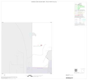 Primary view of object titled '2000 Census County Block Map: Palo Pinto County, Inset B04'.