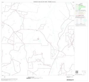 Primary view of object titled '2000 Census County Block Map: Webb County, Block 19'.