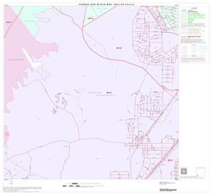 Primary view of object titled '2000 Census County Block Map: Dallas County, Block 82'.