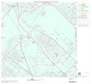 Primary view of object titled '2000 Census County Block Map: Dallas County, Block 34'.