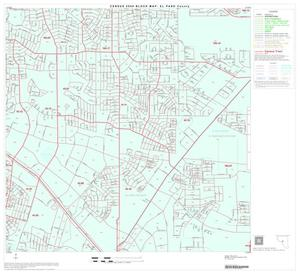 Primary view of object titled '2000 Census County Block Map: El Paso County, Block 48'.
