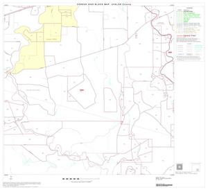 Primary view of object titled '2000 Census County Block Map: Uvalde County, Block 19'.