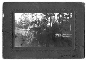 Primary view of object titled '[Deer Hunting in Tyler County]'.