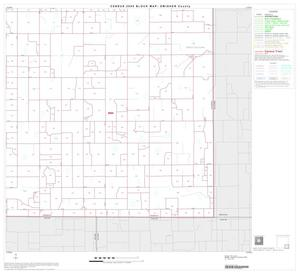 Primary view of object titled '2000 Census County Block Map: Swisher County, Block 9'.