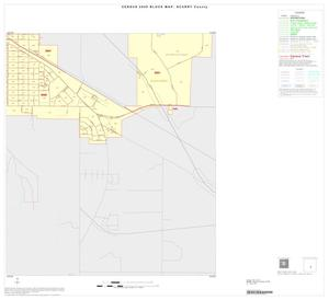 Primary view of object titled '2000 Census County Block Map: Scurry County, Inset A04'.
