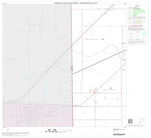 Primary view of object titled '2000 Census County Block Map: Jefferson County, Block 34'.