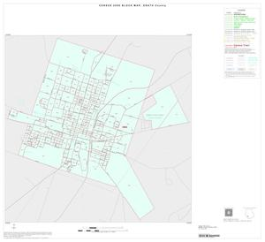 Primary view of object titled '2000 Census County Block Map: Erath County, Inset C01'.