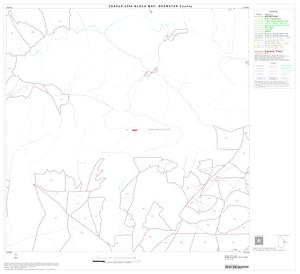 Primary view of object titled '2000 Census County Block Map: Brewster County, Block 24'.