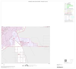 Primary view of object titled '2000 Census County Block Map: Pecos County, Inset H04'.