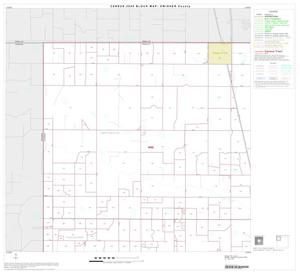 Primary view of object titled '2000 Census County Block Map: Swisher County, Block 1'.