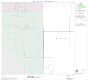 Primary view of object titled '2000 Census County Block Map: Jefferson County, Block 41'.