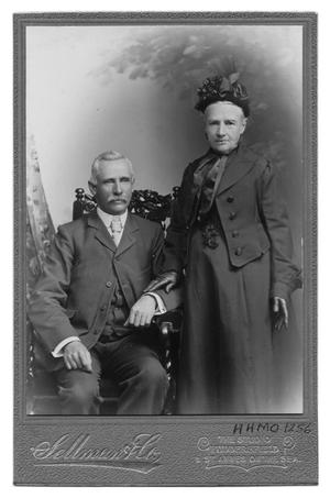 Primary view of object titled 'Mrs. A.J. Bancroft and Son Arthur'.