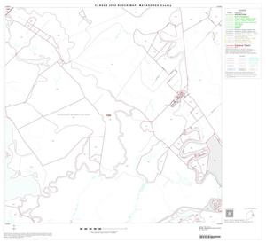 Primary view of object titled '2000 Census County Block Map: Matagorda County, Block 17'.