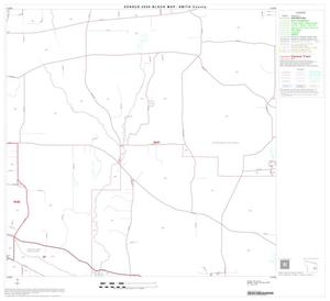 Primary view of object titled '2000 Census County Block Map: Smith County, Block 28'.