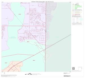 Primary view of object titled '2000 Census County Block Map: Dallas County, Block 30'.