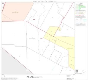 Primary view of object titled '2000 Census County Block Map: Travis County, Block 85'.