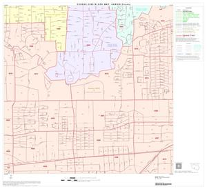 Primary view of object titled '2000 Census County Block Map: Harris County, Block 150'.