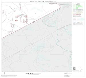 Primary view of object titled '2000 Census County Block Map: San Jacinto County, Block 14'.