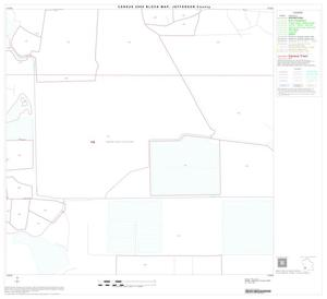 Primary view of object titled '2000 Census County Block Map: Jefferson County, Block 49'.