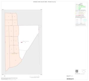 Primary view of object titled '2000 Census County Block Map: Pecos County, Inset C01'.