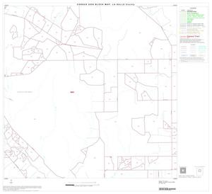 Primary view of object titled '2000 Census County Block Map: La Salle County, Block 5'.