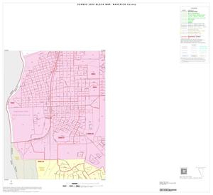 Primary view of object titled '2000 Census County Block Map: Maverick County, Inset B03'.