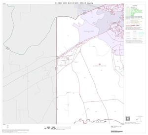 Primary view of object titled '2000 Census County Block Map: Gregg County, Block 9'.