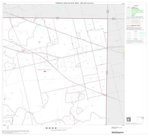 Primary view of object titled '2000 Census County Block Map: Nolan County, Block 4'.