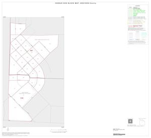 Primary view of object titled '2000 Census County Block Map: Grayson County, Inset G01'.