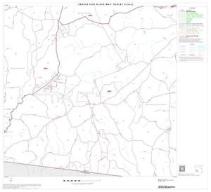 Primary view of object titled '2000 Census County Block Map: Shelby County, Block 11'.