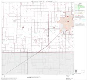Primary view of object titled '2000 Census County Block Map: Deaf Smith County, Block 11'.
