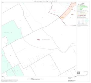 Primary view of object titled '2000 Census County Block Map: Dallas County, Block 88'.