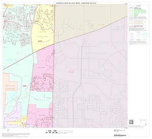 Primary view of object titled '2000 Census County Block Map: Denton County, Block 48'.