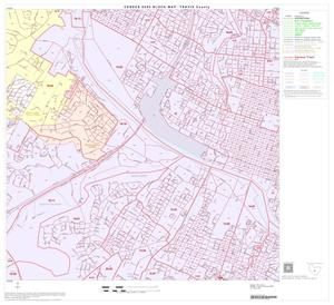 Primary view of object titled '2000 Census County Block Map: Travis County, Block 62'.