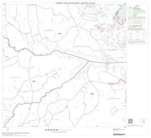Primary view of object titled '2000 Census County Block Map: Shelby County, Block 8'.