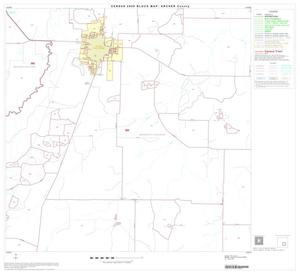 Primary view of object titled '2000 Census County Block Map: Archer County, Block 11'.
