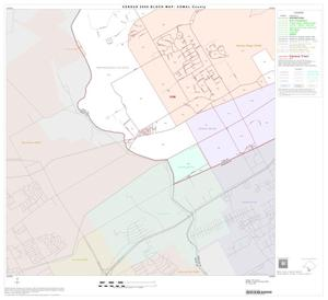 Primary view of object titled '2000 Census County Block Map: Comal County, Block 25'.