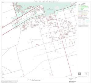 Primary view of object titled '2000 Census County Block Map: Midland County, Block 6'.
