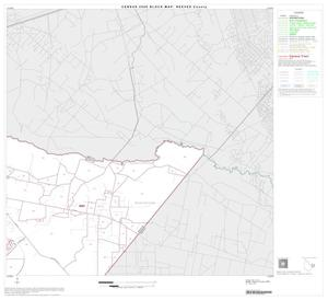 Primary view of object titled '2000 Census County Block Map: Reeves County, Block 9'.